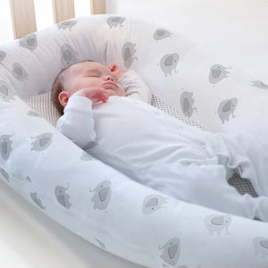 Breathable Baby Nest - Elephant