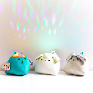 Little Lumies Projector Night Light - Rory the Rabbit