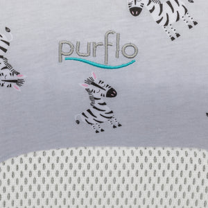 PurAir Breathable Nest - Zebra