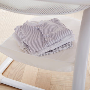Breathable Bassinet - Soft Truffle