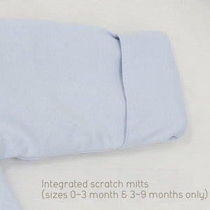 purflo Luxury Jersey Cotton SleepSac Scratch Mitt