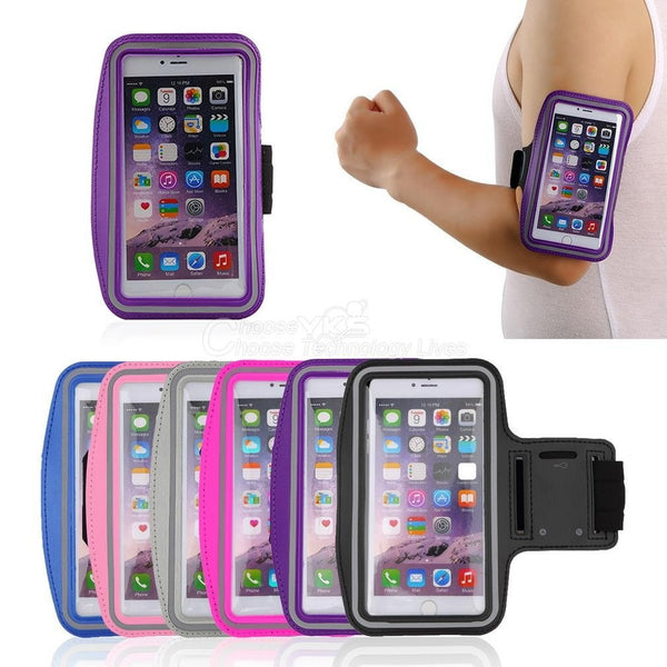A & K Labs  accessories Gym Arm band Case Cover Holder for iPhone 6
