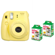Fujifilm Instax Mini 8 Instant Printing Digital Camera With 40 Sheets Twin Pack Fuji Film Photo Paper - Photography Stop Ireland