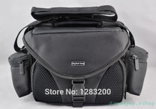 Black Shoulder strap camera bag to suit DSLR - Photography Stop Ireland