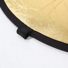 60cm 2-in-1 Photography Studio Light Collapsible Reflector - Photography Stop Ireland