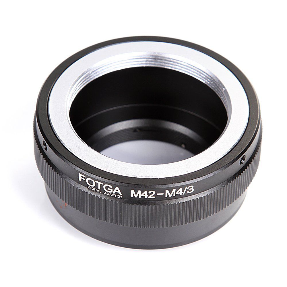 M42 Mount Lens To Micro 4/3 M4/3 Adapter Ring for Olympus Panasonic G1 G7 GH1 GF1 GF7 EP-1 E-PM2 E-PL7 - Photography Stop Ireland