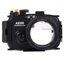 Underwater Housing Case For Sony A6300 Camera - Photography Stop Ireland