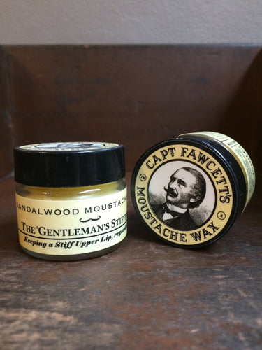 Captain Fawcett's Moustache Wax