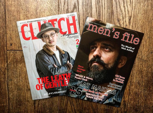 Clutch vol. 53/Mensfile issue 15
