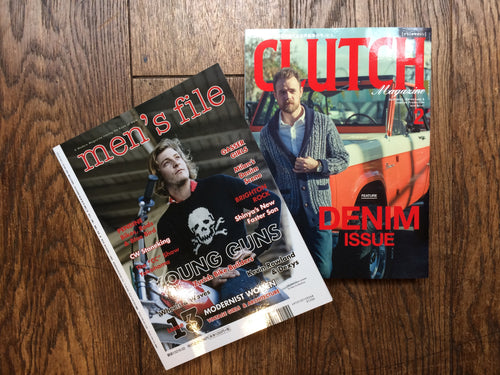 Clutch vol. 47/Mensfile issue 13