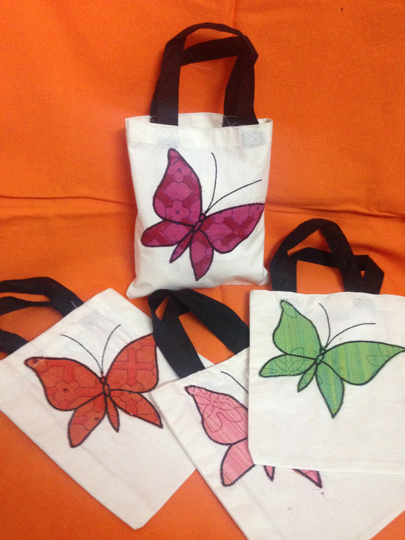 Gift bags: 6