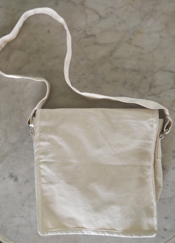 Canvas Sling Bags: 12'' x 12