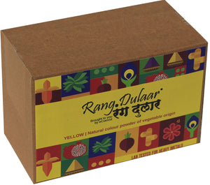 Rang Dulaar Natural Holi colours: 500g