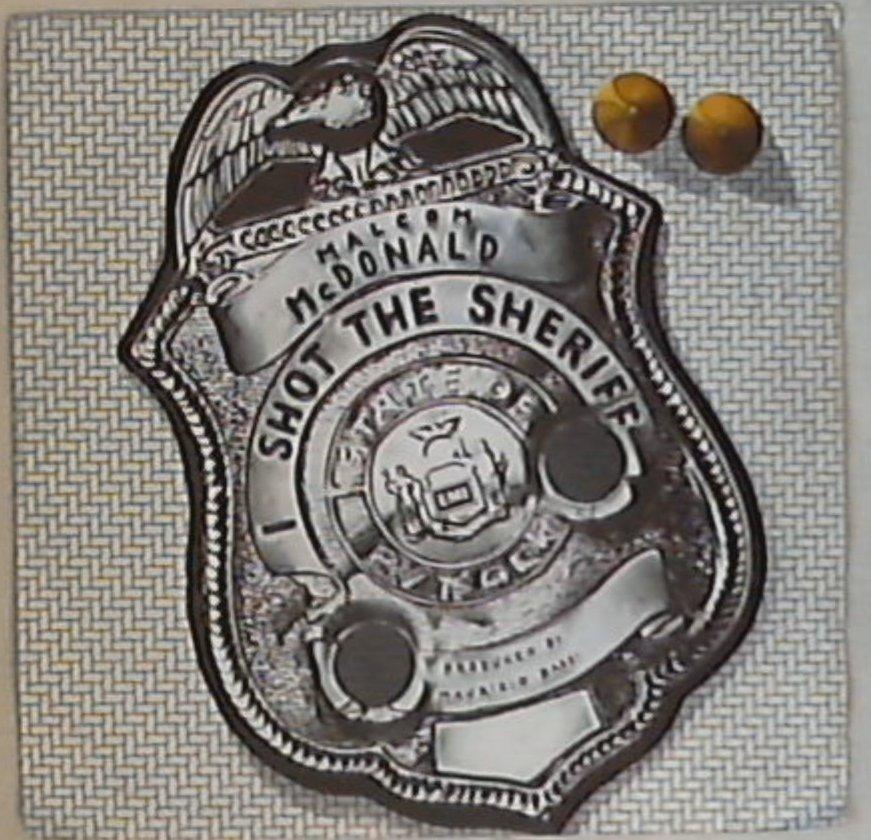 45 giri - 7'' - Malcolm McDonald - I Shot The Sheriff 06 1187697