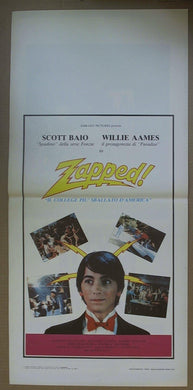 Locandina Zapped Scott Baio, Willie Aames