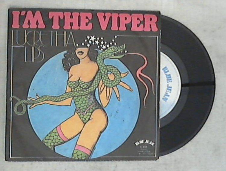 45 giri - 7'' - Lucrethia Lips - I'm The Viper