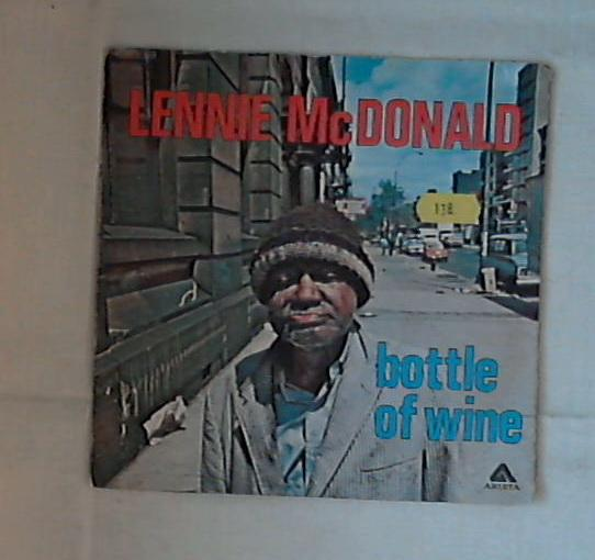 45 giri - 7'' - Lennie McDonald - Bottle Of Wine