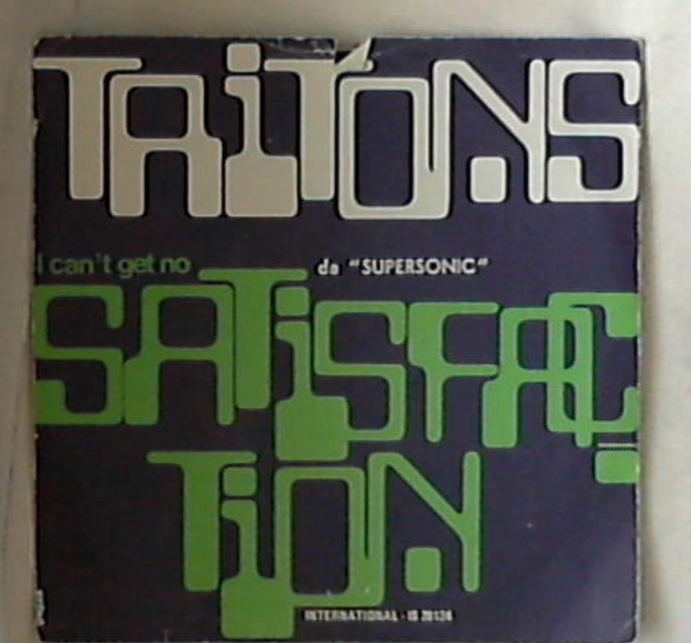 45 giri - 7'' - Tritons - (I Can't Get No) Satisfaction