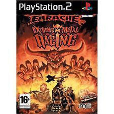 earache extreme metal racing ps2 - playstation 2- sony ps2 -pal