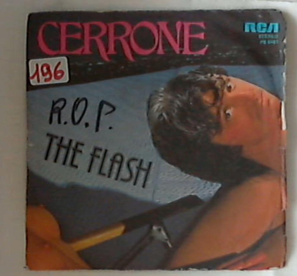 45 giri - 7'' - Cerrone - The Flash