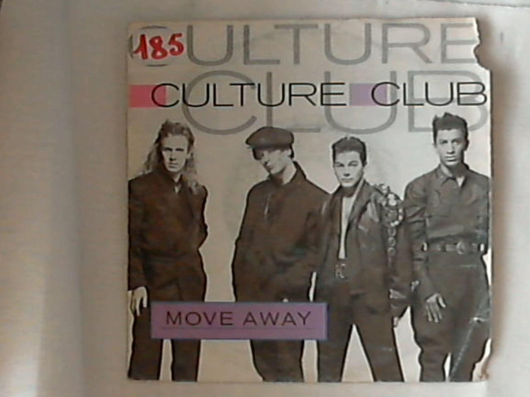45 giri - 7'' - Culture Club - Move Away