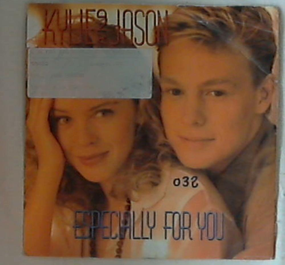 45 giri - 7'' - Kylie Minogue & Jason Donovan - Especially For You