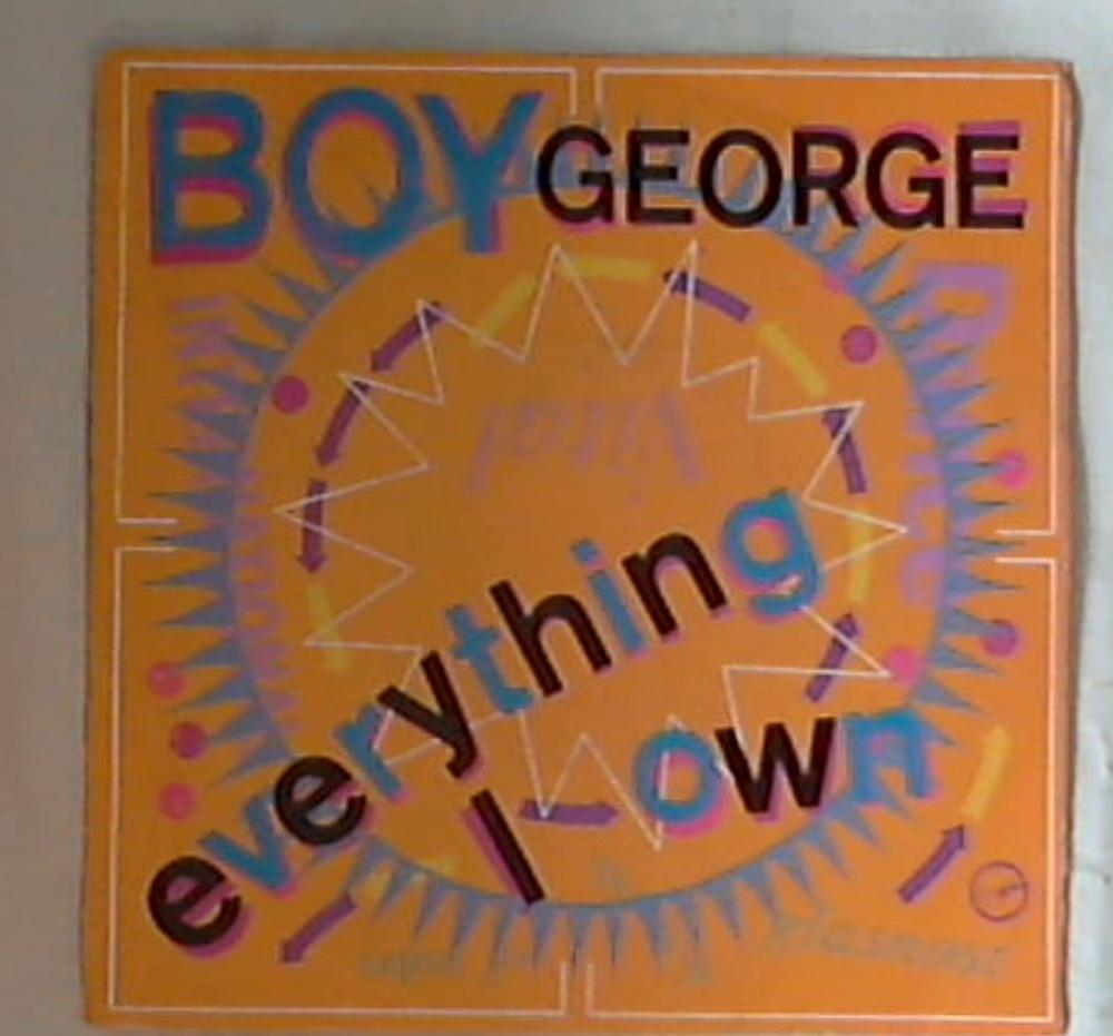 45 giri - 7'' - Boy George - Everything I Own