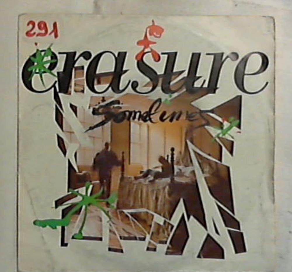 45 giri - 7'' - Erasure - Sometimes