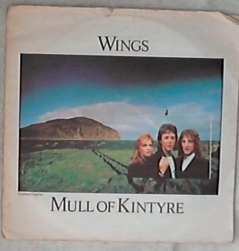 45 giri 7 '' - Wings - Mull Of Kintyre 3 C006-60154