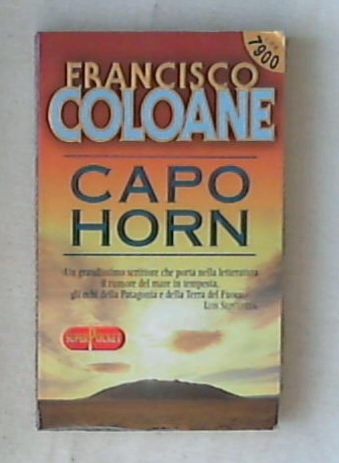 Capo Horn / Francisco Coloane 1999 Superpocket