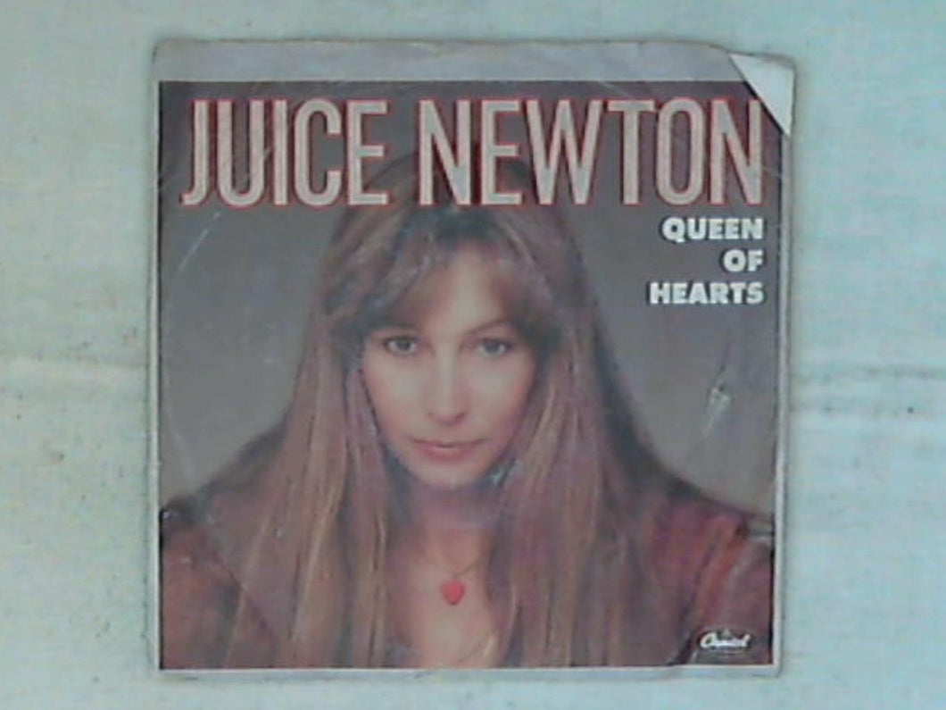 45 giri - 7' - Juice Newton - Queen Of Hearts