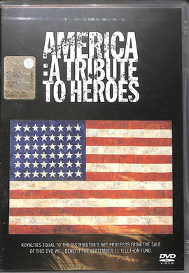 Various – America: A Tribute To Heroes