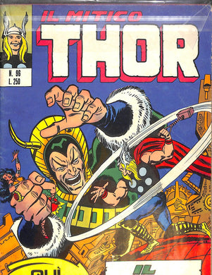 Fumetto - THOR e i Vendicatori 96 Editoriale Corno