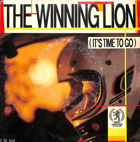 45 giri 7 '' - The Winning Lion - The Winning Lion (It's Time To Go)
