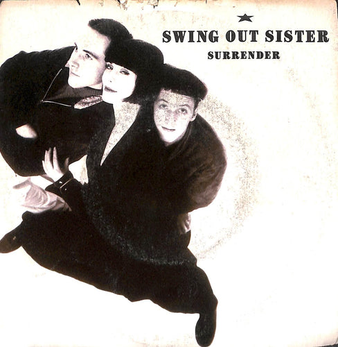 45 giri 7 '' - Swing Out Sister - Surrender