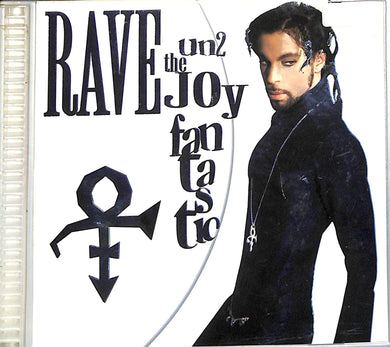 Cd - The Artist (Formerly Known As Prince) - Rave Un2 The Joy Fantastic
