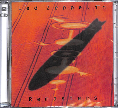 Cd - Led Zeppelin - Remasters