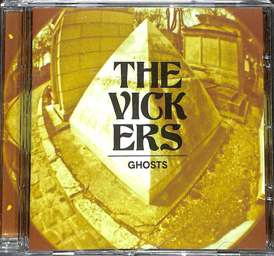 Cd - The Vickers - Ghosts