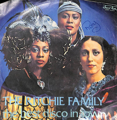 45 giri - 7'' - The Ritchie Family - The Best Disco In Town