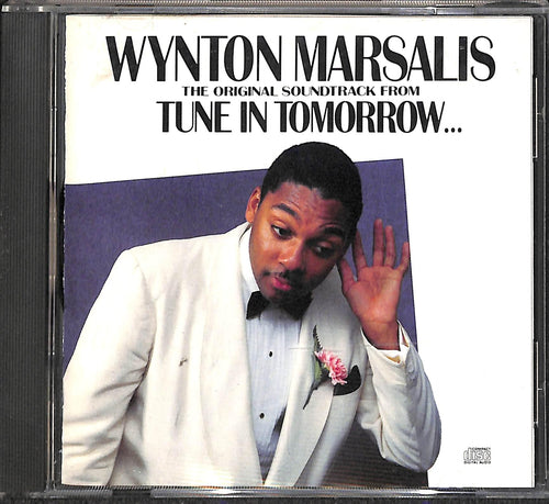 Cd - Wynton Marsalis - Tune In Tomorrow - The Original Soundtrack
