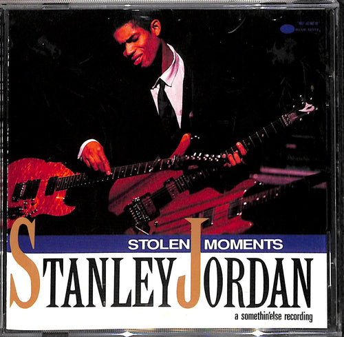 Cd - Stanley Jordan - Stolen Moments