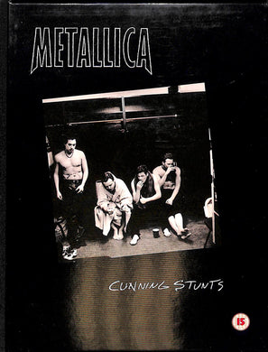 Dvd - Metallica Cunning Stunts