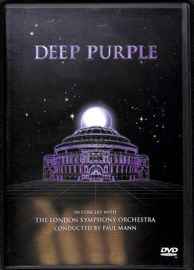 Dvd - Deep Purple/London Symph.