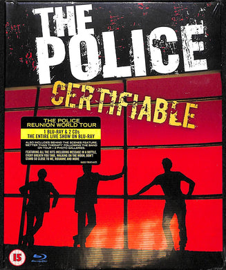 Dvd - Certifiable (Br+2Cd)