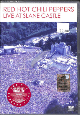 Dvd - Red Hot Chili Peppers - Live At Slane Castle