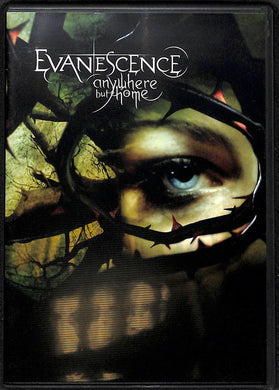 Dvd - Evanescence - Anywhere But Home