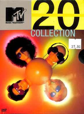 4 × DVD - Various - MTV20 Collection
