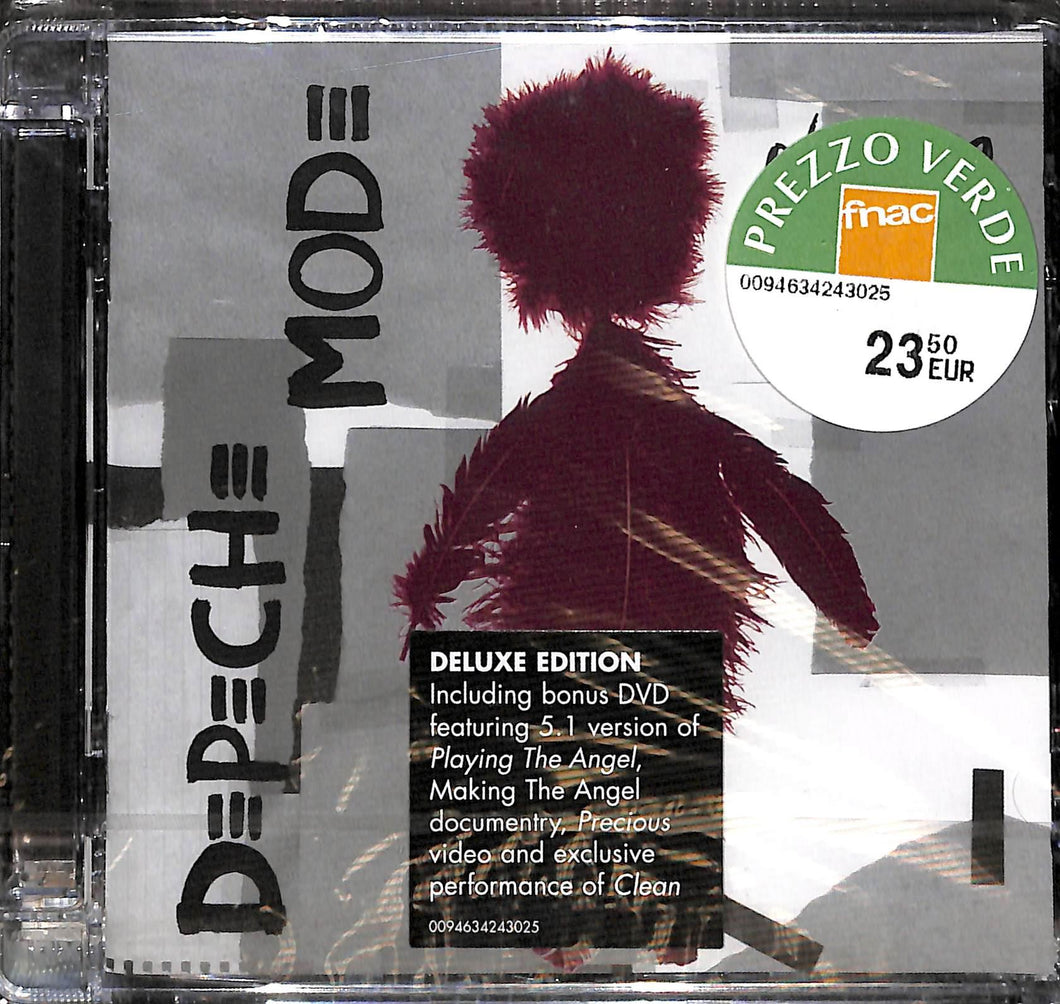 SACD, Depeche Mode - Playing The Angel All Media, Deluxe Edition, Super Jewel Box