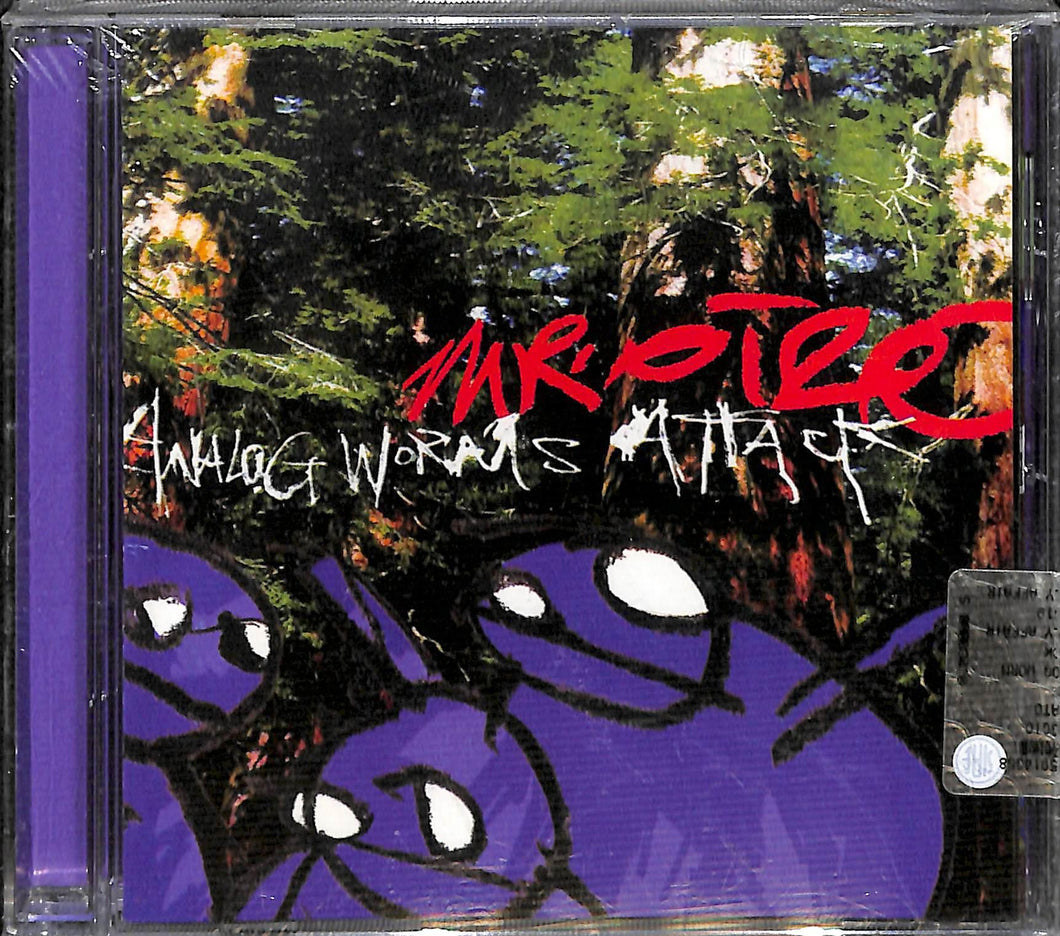 Cd - Mr. Oizo - Analog Worms Attack