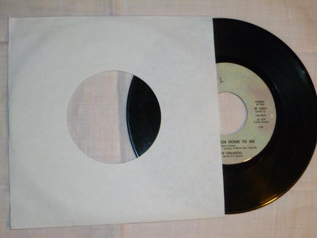 45 giri - 7'' - Tony Orlando - Don't Let Go / Bring It On Home To Me